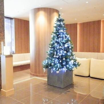 ホテル日航立川 東京 クリスマス装飾2